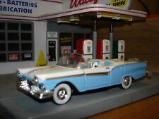 1957 Ford Fairlane 500 Convertible, Tutone Blue & White, 1/43, New Unopened