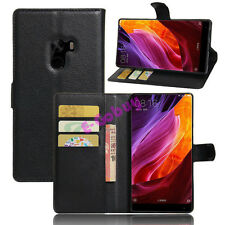 Flip Magnetic Card Slot Wallet PU Leather TPU Case Stand Cover for Xiaomi Redmi