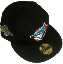 Toronto Blue Jays New Era 59fifty 1993 World Series Patch Fitted Custom Hat Cap