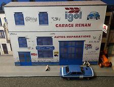 Garage Gordini Igol 1/43°