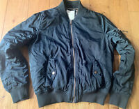 Bershka!! Womens Bomber Jacket, Size M, Worn Once, Excellent Condition