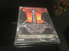LES IMMORTELS LE JEU FINAL DVD ADRIAN PAUL CHRISTOPHER LAMBERT