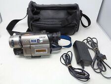 Sony Handycam CCD-TRV43 Hi-8 Analog Camcorder
