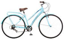 Schwinn 700C Women's Network 2 Hybrid Bike Bicycle - Light Blue