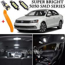 13x Canbus White Interior LED Lights Kit +TOOL For 2011-2017 Volkswagen VW Jetta