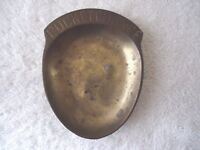 "Vintage Made In India Brass "" Pocket Change "" Dish "" GREAT COLLECTIBLE ITEM """