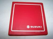 SUZUKI  KATANA GSX600F SERVICE  MANUEL 99500-35028-03E