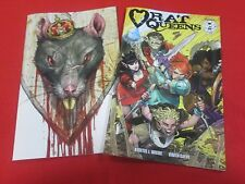Rat Queens #1 Covers A And B First Print Image Comics 2017 Nm/M