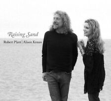 Robert Plant, Alison Krauss - Raising Sand NEW CD