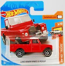 Hot Wheels Land Rover Series 111 Pickup
