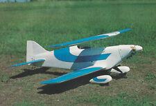 Osprey Bipe Aerobatic Sport Biplane Plans, Templates and Instructions 57ws