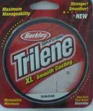 Berkley XLFS17-15 17 Lb NewImproved Trilene XL Mono Line Clear 300Yd Spool 15867