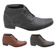 Zapatos de vestir de hombre en color principal negro de goma