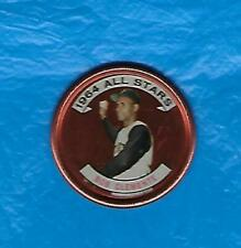 ROBERTO CLEMENTE 1964 TOPPS COIN #150 BOB CLEMENTE ALL STAR PITTSBURGH PIRATES