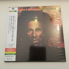 Bob Marley - Natty Dread. NEW sealed Mini-LP CD