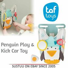 Taf Toys 3 in 1 Soft Baby Development Book│Kids Tummy Time Play With Teether Toy