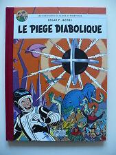 RE vintage (état neuf) - Blake & Mortimer (Le Soir) - Le piège diabolique