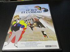 "DVD ""LE ROI ET L'OISEAU"" dessin anime"