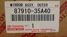 TOYOTA OEM 10-14 FJ Cruiser Door Side Rear View-Mirror Assy Left 8794035A10