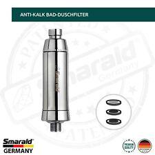 Anti-Kalk Bad- Duschfilter Allergie Reisefilter Enthärter f. Dusche Bad Sauna