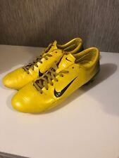 Nike Mercurial Vapor MV Football Boots FG Size 8 Brazil