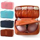 Bra Underwear Pouch Cosmetic Bag Portable Luggage Storage Travel Organizer Case