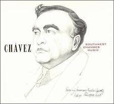 CARLOS CHAVEZ VOL. 1 SOUTHWEST CHAMBER MUSIC CD BRAND NEW SEALED