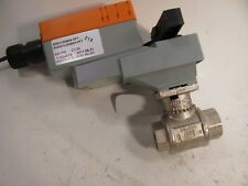 "BELIMO LRQB24-MFT 3/4 "" npt  ROTARY ACTUATOR 24 volt  AC/DC  600 psi"