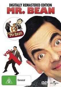 Mr. Bean - Vol 1 | Digitally Remastered Edition (DVD,2010) NEW+SEALED