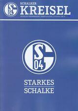 Schalker Kreisel + 21.02.2014 + FC Schalke 04 vs. 1.FSV Mainz 05 + Programm +