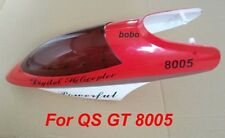 G.T Model QS8005 RC Helicopter Parts Canopy Head Cover QS8005-22 UK