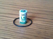 Suunto Solution, Eon & Lux. Lithium  Battery & ORing