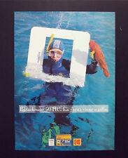 F124 - Advertising Pubblicità - 1992 - KODAK EKTACHROME 50 HC