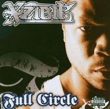 Full Circle [PA] by Xzibit (CD, Oct-2006, SMD)