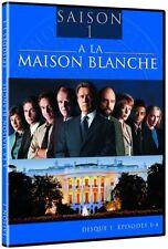 A la Maison Blanche : saison 1 - DVD 1 (4 épisodes) - NEUF