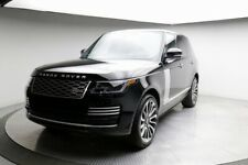 2018 Land Rover Range Rover V8 Supercharged Autobiography Swb