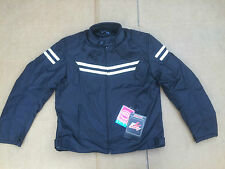 "RK Sports Mens Textile Motorbike / Motorcycle Jacket UK 32"" Chest (J71)"