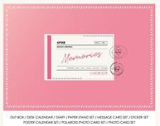 2021 Apink Season's Greetings [Memories] Official KPOP MD Goods by Expedite Ship
