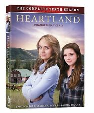 Heartland: The Complete Tenth Season 10 (DVD, 5-Disc Set) - Brand New