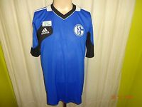 FC Schalke 04 Adidas Spieler Champions League Training Trikot 2012/13 Gr.L