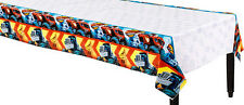 """Blaze And The Monster Machines Party Supplies TABLE COVER 54"""" x 96"""" Plastic"""