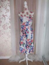 New Look Calf Length Viscose Floral Dresses for Women
