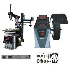 (New) Phoenix Tire Changer PWC-2900A & Wheel Balancer PWB-1530A Combo