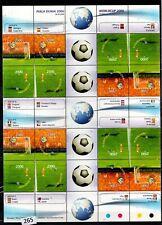 # INDONESIA 2006 - MNH - SOCCER - SHEET BENT