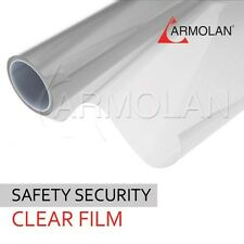 Safety Protection Window Film 60' x 100ft 4 MIL Clear