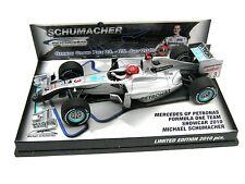 Michael schumacher mercedes GP Petronas ShowCar