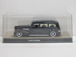 """La Salle Hearse Leichenwagen, James Bond """"Dr.No"""", ohne OVP, UH, 1:43"""