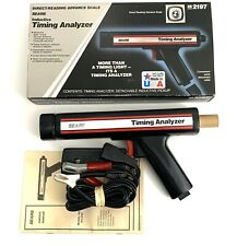 Sears Clamp On Inductive Timing Light Timing Analyzer With Box Model 2197