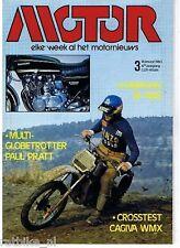 MO8003-CAGIVA 125WMX,NORMAAL MOTOCROSS,KAWASAKI 1980