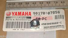 DT50 R/RSM DTR50 New Genuine Yamaha Gear Shift Fork Guide Bar Nut 90170-07856